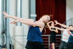 Répétition publique du Ballet